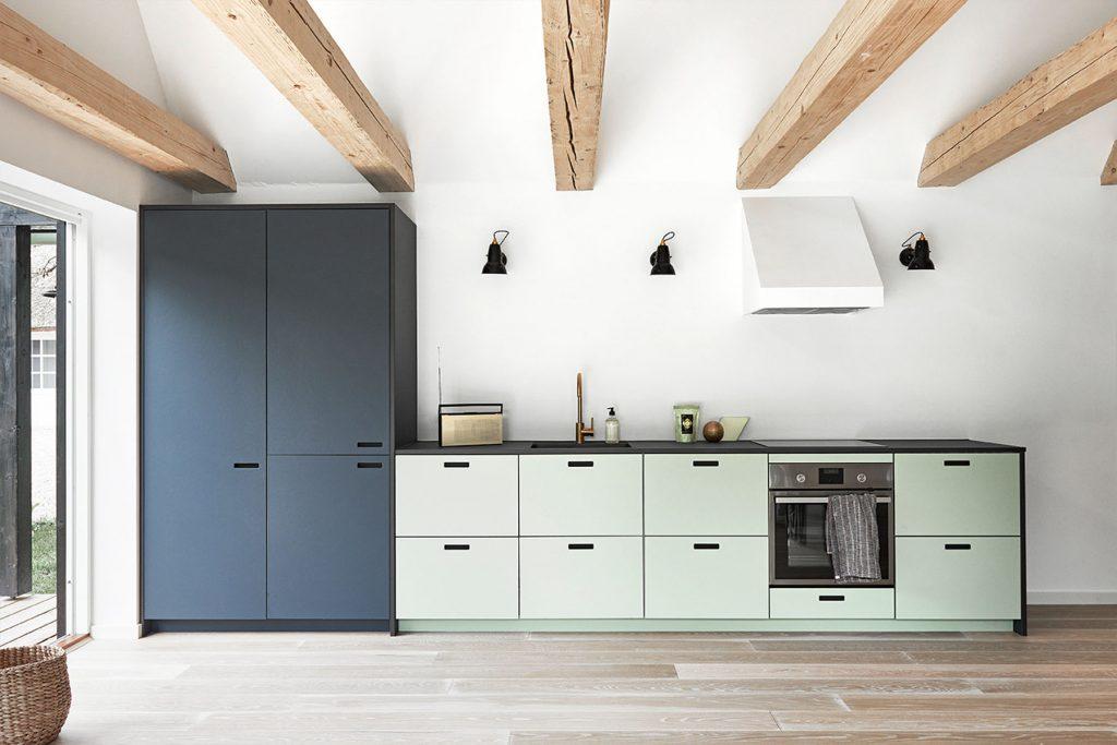 designer køkken ikeahack