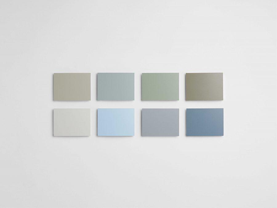laminat farveprøve designer køkken