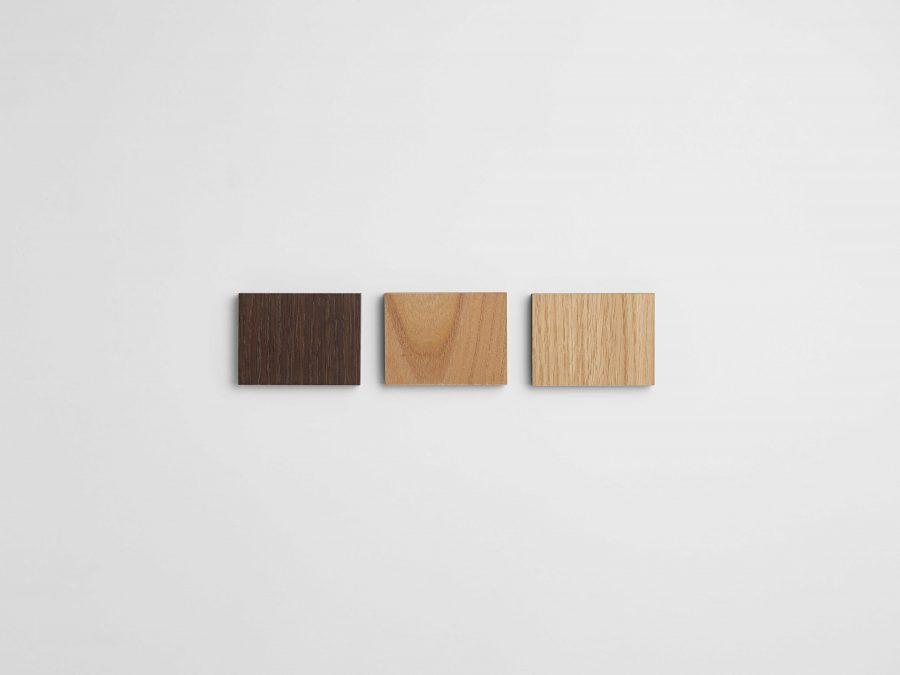 wood farveproeve designer køkken